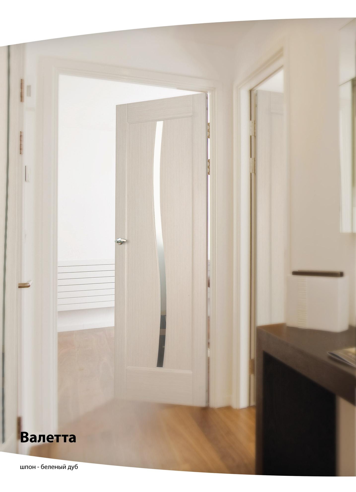 Двери дуб беленый фото